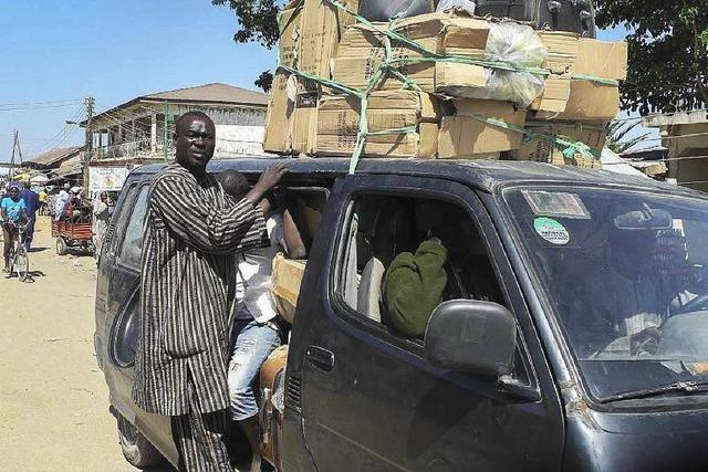 Boko Haram tötet Schwangere während der Entbindung