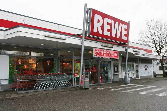 Rewe-Markt soll modernisiert werden