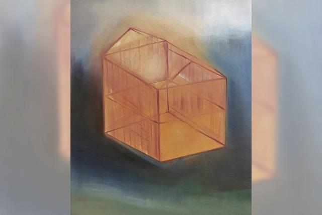 Werke von Miriam Cahn in der Städtischen Galerie Offenburg