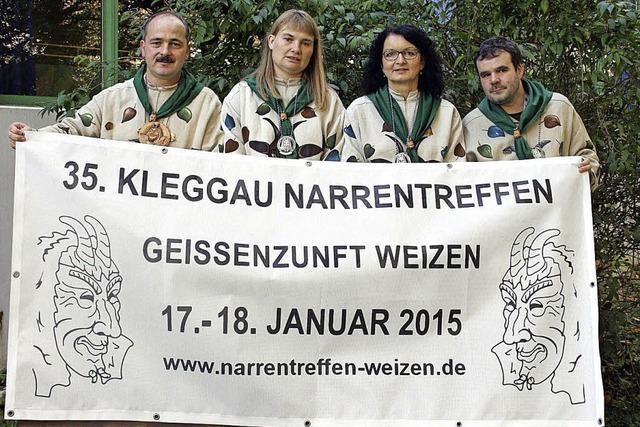 Kleggau-Narrentreffen: Kostenlose Shuttle-Busse im Einsatz