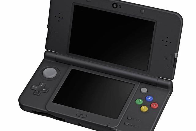Facelift für die 3DS