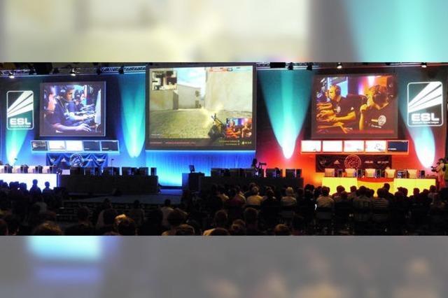 Aus digitalem Spiel wird E-Sport