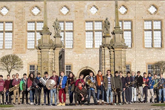 Freiburger Schüler Jazzorchester gastiert im Jazzhaus Freiburg