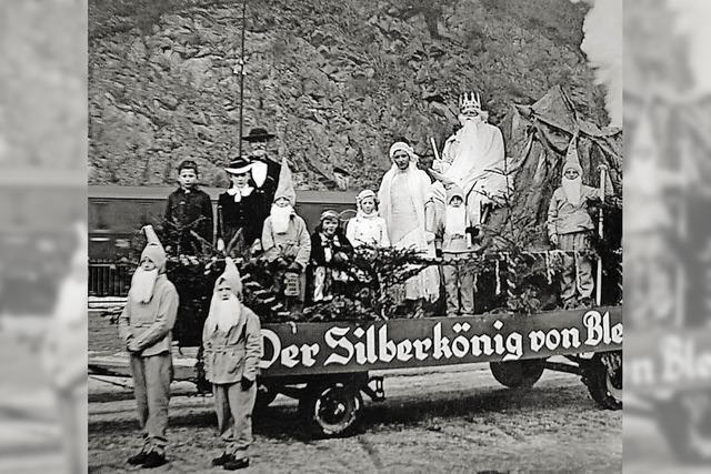 Die Männer aus dem Silberbergwerk