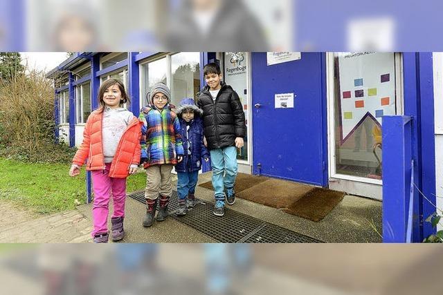 Grundschule Regenbogen will und muss umziehen