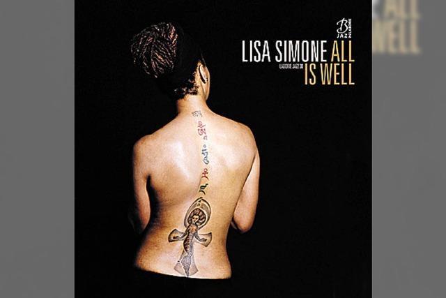 CD: JAZZ: An die Wand singen