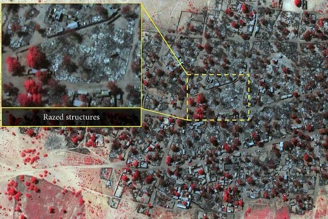 Neue Beweise für Massaker in Nigeria