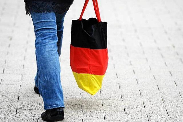 Konsum lässt die deutsche Wirtschaft wachsen