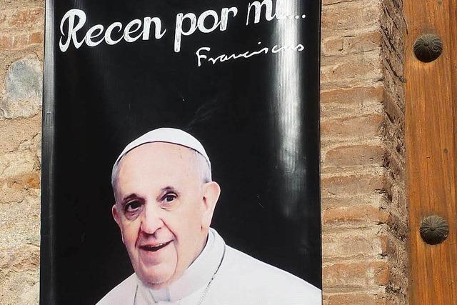 Wie aus einem Jesuiten der Papst Franziskus wurde