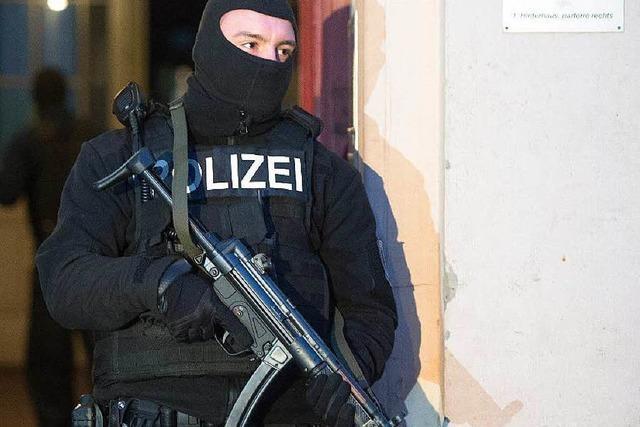 Mutmaßliche Terroristen in Berlin festgenommen