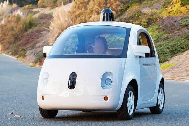 Google plant Testflotte aus 150 selbstfahrenden Autos