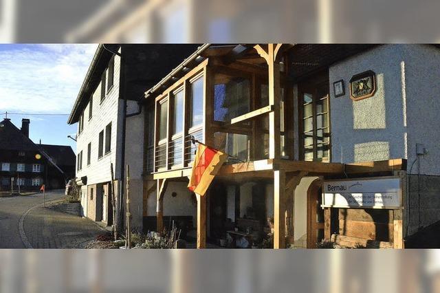 Ski-Köpfer-Museum im Kaiserhaus in Bernau