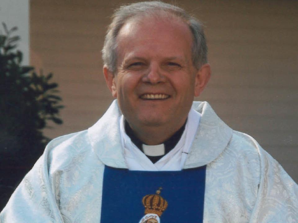 Pfarrer Adam Borek  | Foto: privat