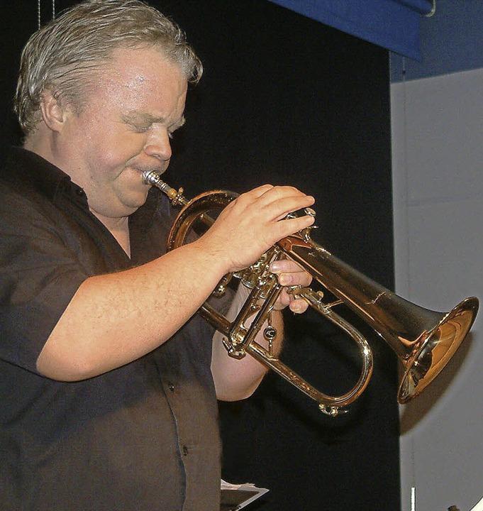 Einen hervorragenden Klang hat der Nam...lasorchester-, Jazz- und Bigbandszene.  | Foto: Roswitha Frey