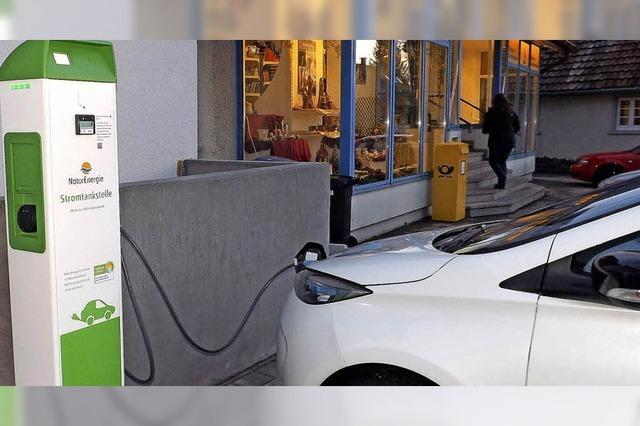 Hotzenwälder fahren noch nicht auf E-Autos ab