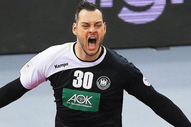 Handball-WM: Deutschland schlägt Polen zum Auftakt