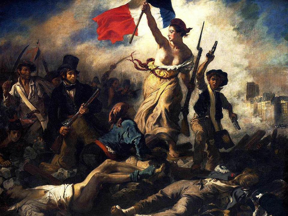 Freiheit muss erkämpft werden – ständig aufs Neue.   | Foto: BZ/afp