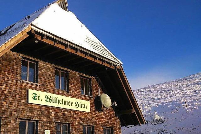 So lebt und arbeitet es sich in einer Hütte auf dem Feldberg