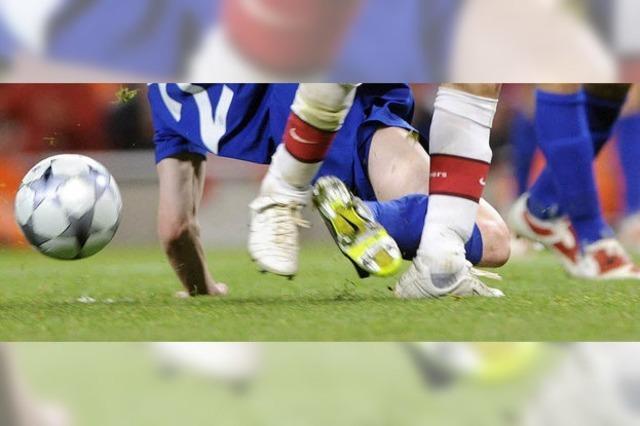 Wenn aus Fußball eine Prügelei wird