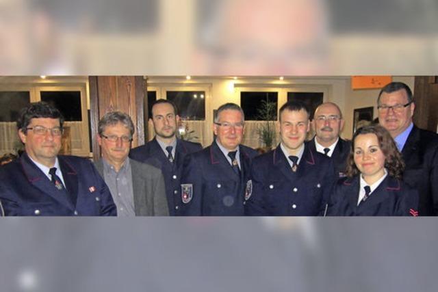 Neues Kommando bei Nordweiler Wehr