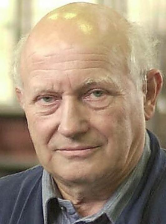 Ernst Gürtner ist im Alter von 78 Jahren gestorben.     Foto: Archivfoto: Privat