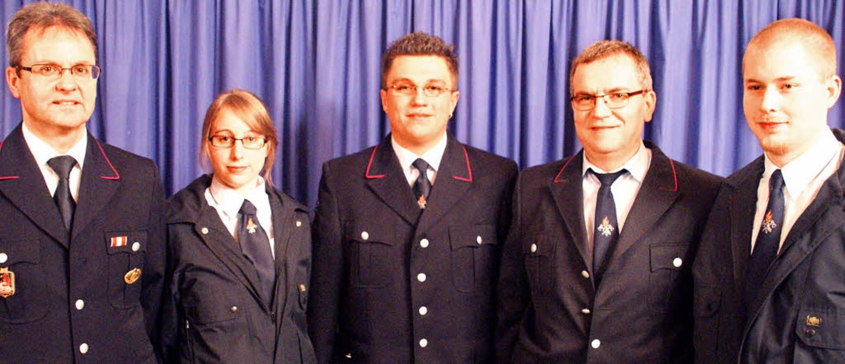 Neue Gesichter im Vorstand der Wallbac...Andreas Weigert und Christian Siebold     Foto: Hrvoje Miloslavic