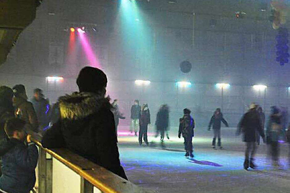 Impressionen vom Mega-Eis-Wochenende in Herrischried