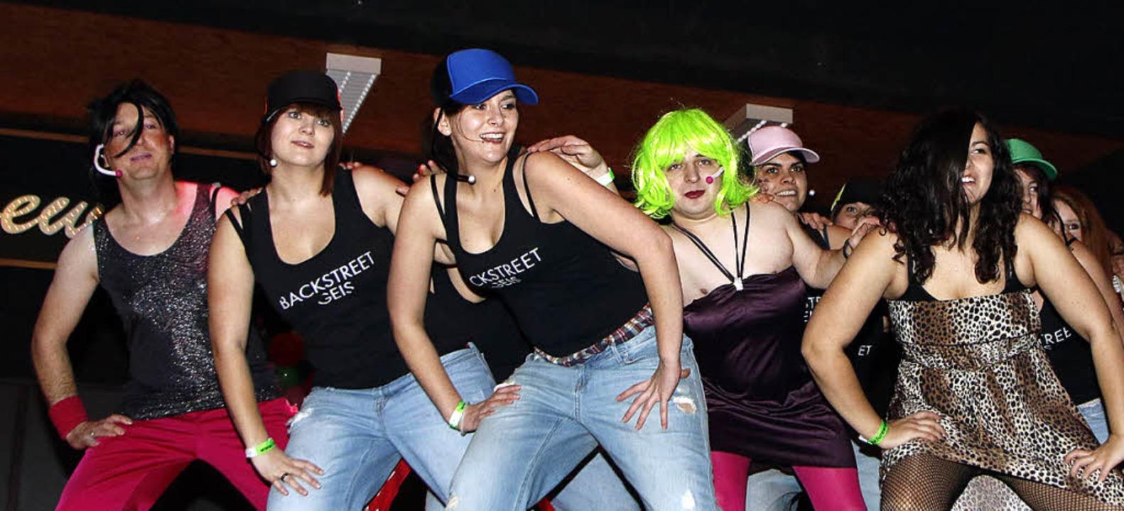 Musik, Tanz und gute Laune: Beim Zunftabend ging's rund.  | Foto: Heidi Foessel