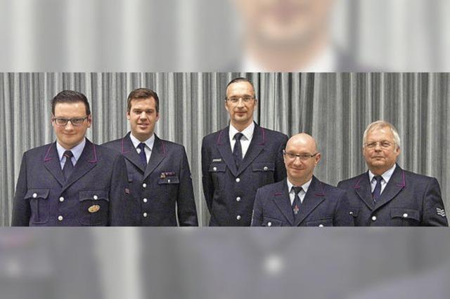 Feuerwehr Friesenheim war 2014 viel gefordert