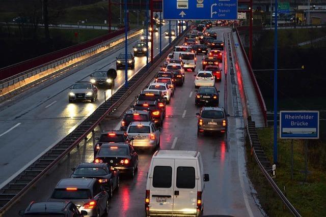 Schweizer-Ansturm nur auf Autobahn