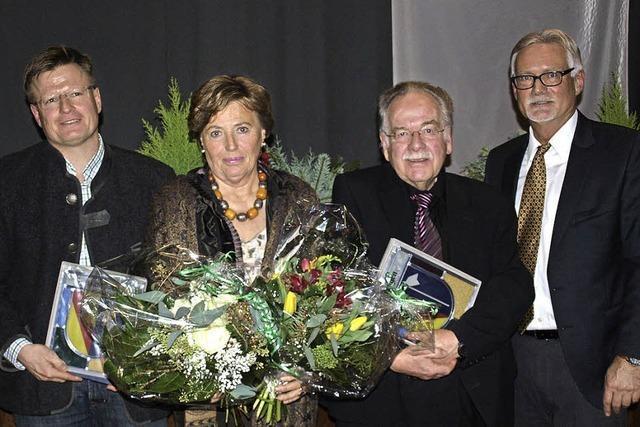 Ortsvorsteher Günter Schlecht appelliert an den Zusammenhalt