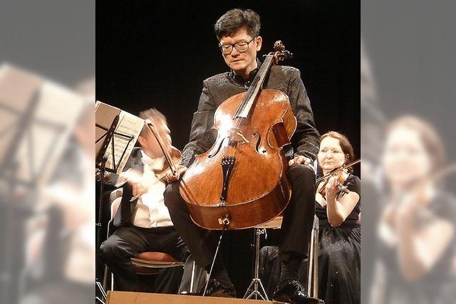 Große Cellokunst