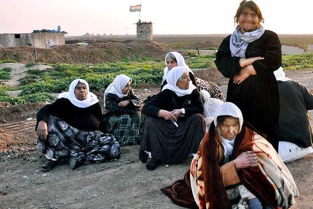 IS lässt Jesiden frei - in schlechter Verfassung