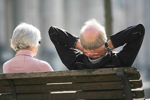 Ein Seminar für frische Rentner