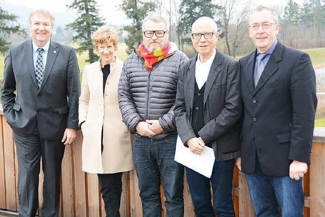 Neuer Kunstweg von der Fondation Beyeler zum Vitra Campus