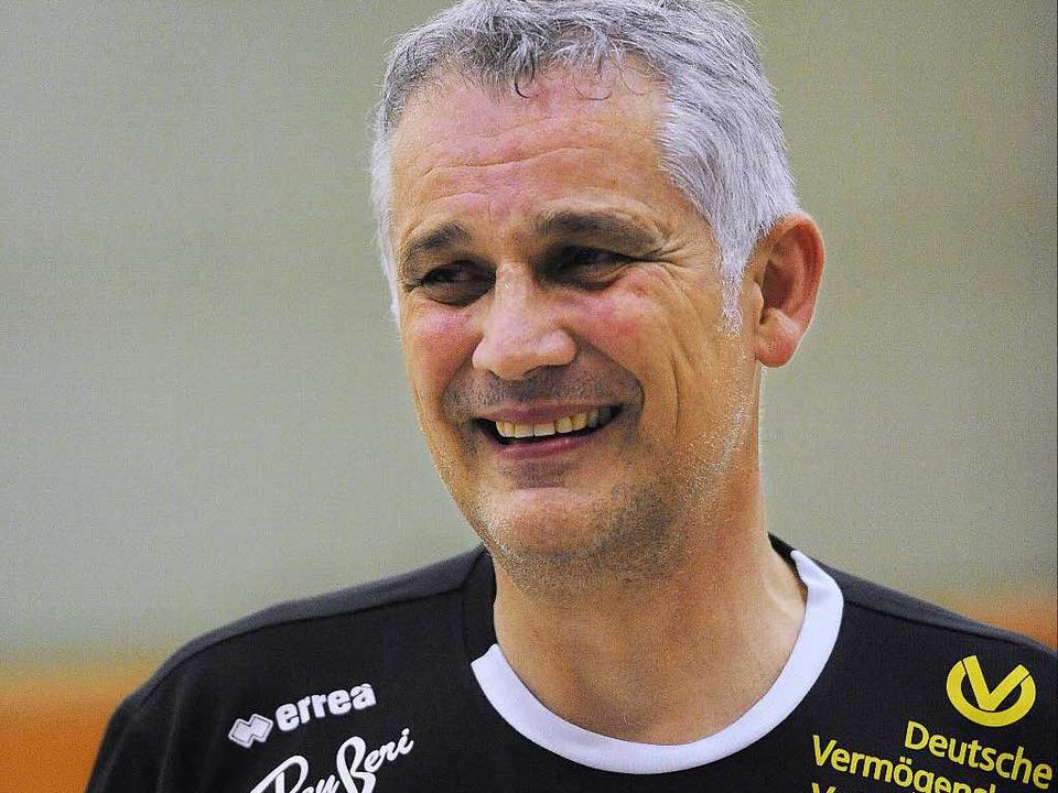 Nicht mehr Trainer beim TVH: Martin Voßler  | Foto: Achim Keller