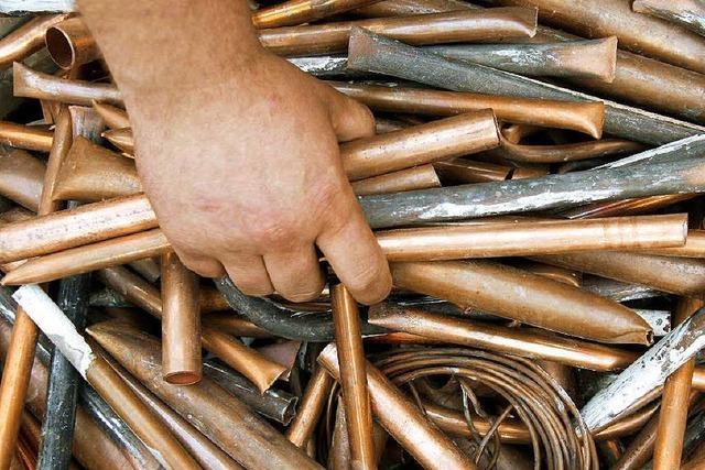 Spektakuläre Jagd auf Kupferdiebe durch den Breisgau