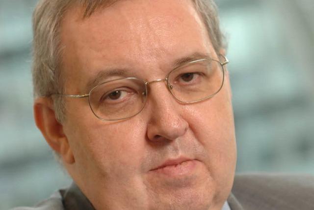 Johannes Altekrüger will Kandidat der CDU für den Wahlkreis Freiburg West werden