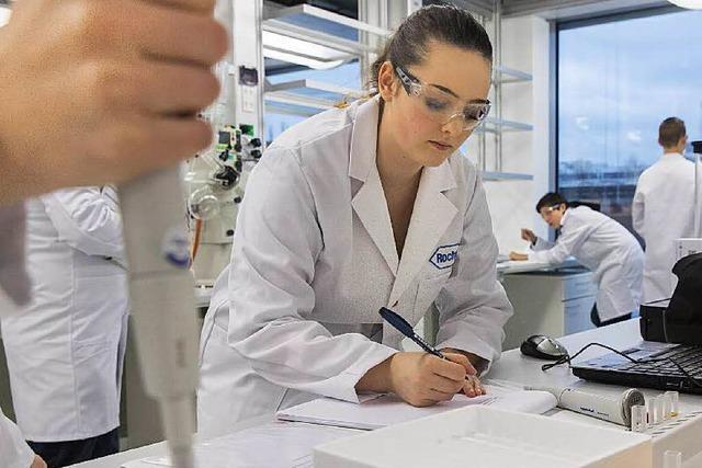 Neues Roche-Labor ist auch für südbadische Schulen offen