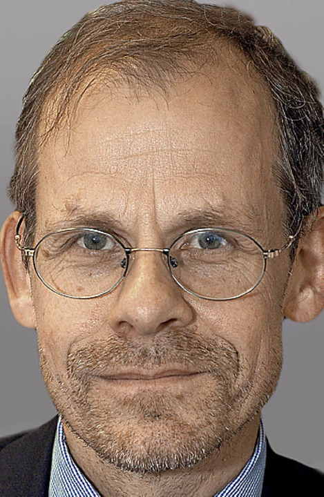 Oliver Landmann  | Foto: Ingo Schneider