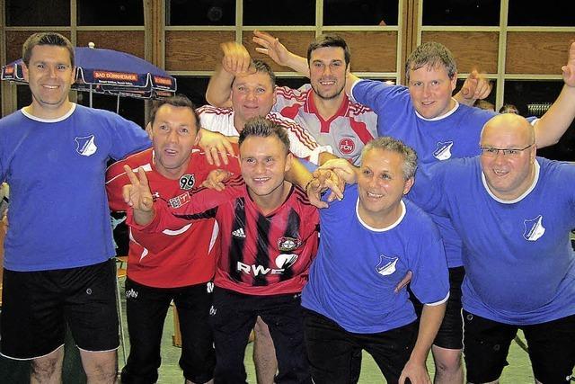 Polnische Mannschaft ist das beste Tischtennis-Team