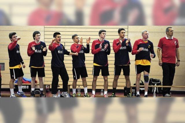 Südbadens Nachwuchshandballer überzeugen beim Länderpokalturnier