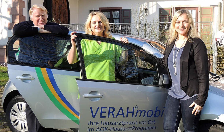 Hausbesuche für chronisch Kranke - Hohberg - Badische Zeitung