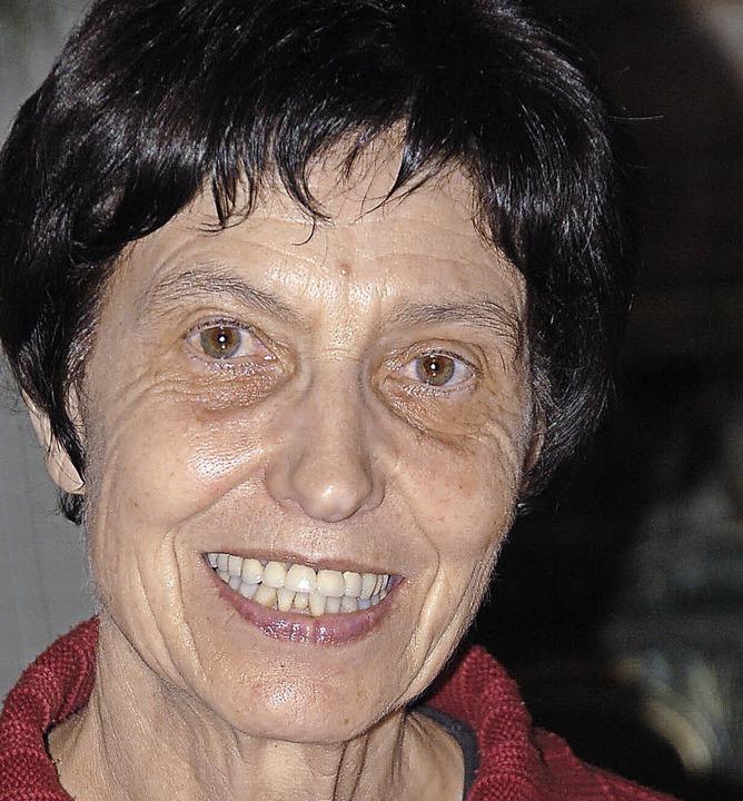 Gerda Geretschläger  | Foto: Andrea Steinhart