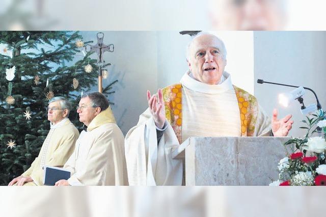 Ein Pfarrer, der gerne Tacheles redet