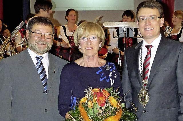 40 Jahre im Gemeinderat