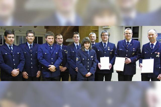 Feuerwehr nimmt Nachwuchs künftig schon von acht Jahren an