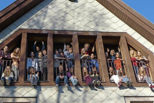 Schüler entdecken Swing
