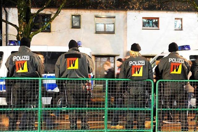 SC Freiburg: Weniger Polizei bei Heimspielen im Einsatz