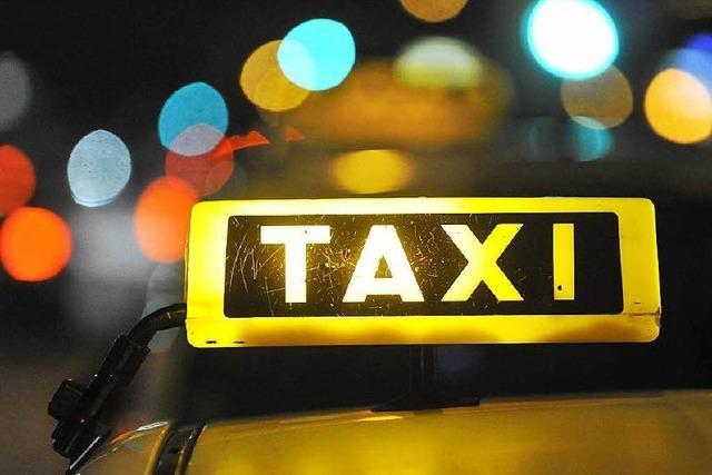 Krankentransport per Taxi endet vor der Klinik